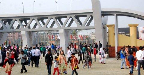 ঢাকা আন্তর্জাতিক বাণিজ্যমেলার পর্দা উঠবে আজ
